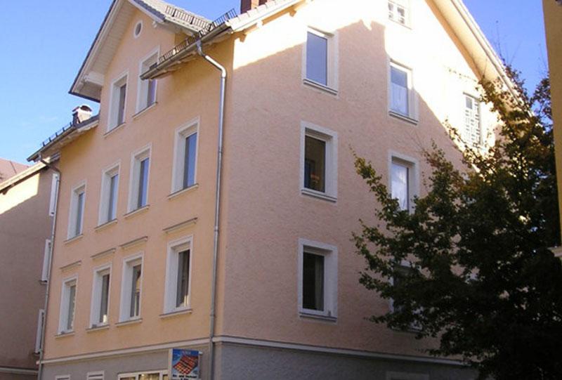 Hausverwaltung, Objekt in Kempten, Hirschstraße