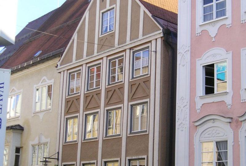 Objekt in Kempten, Rathausstraße