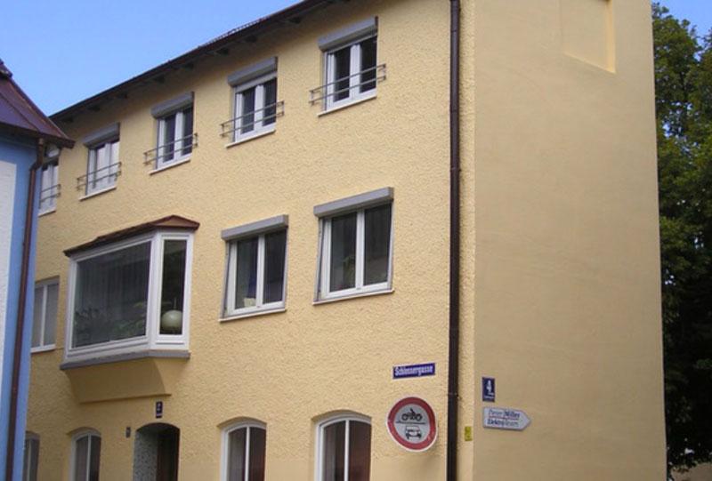 Objekt in Kempten, Stiftstadt